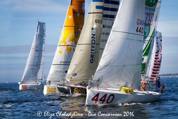 DUO CONCARNEAU CHALLENGE BFR MAREE HAUTE 2018
