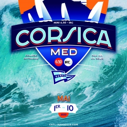 CORSICA MED 2020 - ANNULEE / CANCELLED
