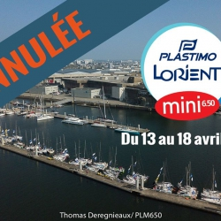 PLASTIMO LORIENT MINI 2020 - ANNULEE / CANCELLED