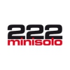 logo 222 MINI SOLO 2020