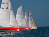 The fleet of the Transat will be nice (S. Pelletier - Classe Mini)